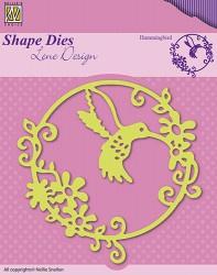 Nellie Snellen shape die Kolibrie SDL023