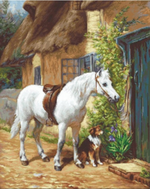 BY THE COTTAGE (aida)
