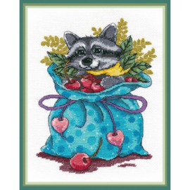 RACCOON SWEET TOOTH S1263 - OVEN