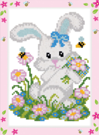 DIAMOND PAINTING BUNNY - FREYJA CRYSTAL