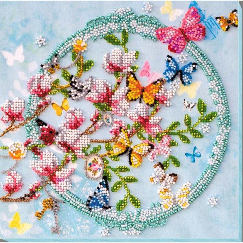 Wonderbaar borduren met kraaltjes| www.hobbydoityourself.nl DT-69