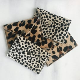 CHEETAH MINI WALLET