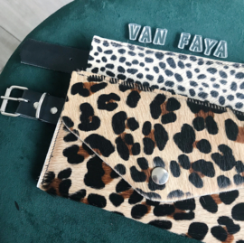 LEOPARD BELT BAG