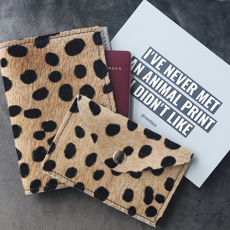 DALMATIËR PASSPORT COVER