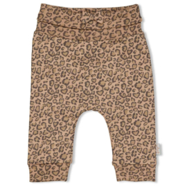 Broek all over print Panther Cutie
