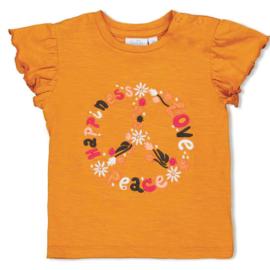 T-shirt Peace Whoopsie Daisy