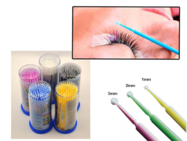 Micro Brushes - 1mm