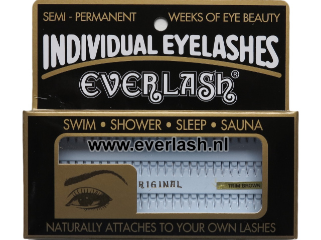 Everlash Regular Trim Brown