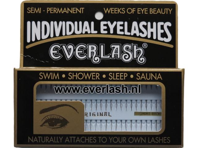 Everlash Regular Short Brown