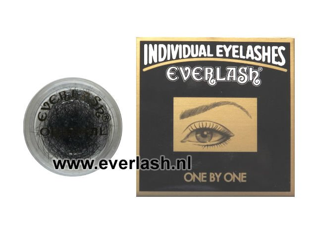 One by One 15mm Black