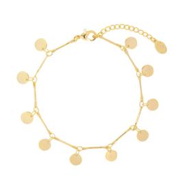 Gouden armbandjes