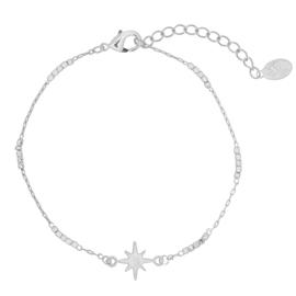 Armbandje Rising Star - Zilver