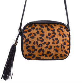 Tas The Icon Leopard - Zwart