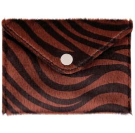 Pouch Zebra Life - Bruin