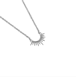 Ketting Power Lines - Zilver
