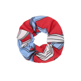 Scrunchie Hawaii - Rood