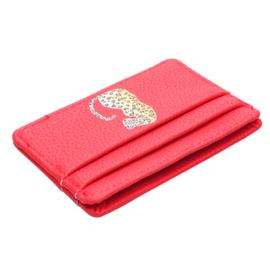 Pasjeshouder Panter - Rood
