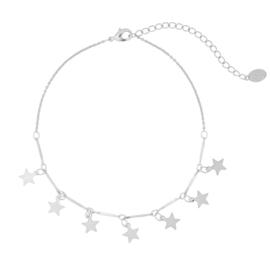 Enkelbandje Your Stars - Zilver