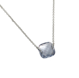 Ketting Unique Stone - Zilver