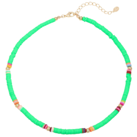 Ketting Surf Babe - Groen