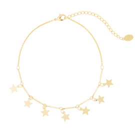Enkelbandje Your Stars - Goud