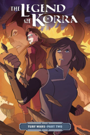 Avatar- Korra Turf Wars 02