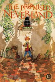 Promised Neverland 10