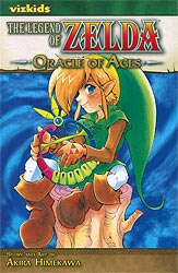 Zelda- Oracle of Ages