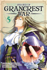 Record of the Grancrest war 05