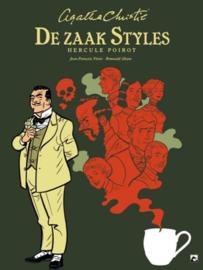Agatha Christie- De Zaak Styles