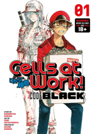 Cells at work- Code black 01