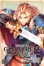 Record of the Grancrest war 04