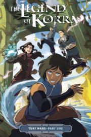 Avatar- Korra Turf Wars 01