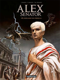 Alex Senator 01- Softcover