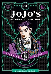 Jojo's bizarre adventure part 1- Phantom blood