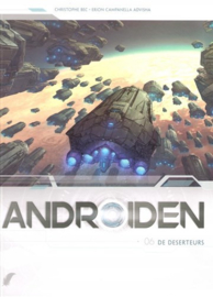Androiden 06- Softcover
