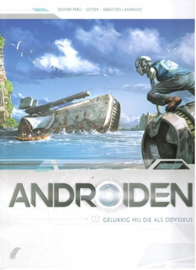 Androiden 02- Softcover