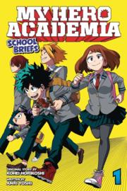 My hero academia- School briefs Novel 01