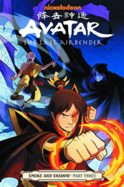Avatar- Smoke and Shadow Part three