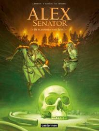 Alex Senator 09- Softcover