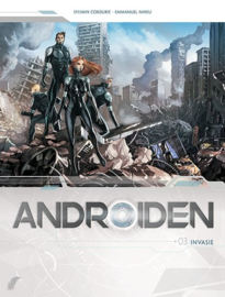 Androiden 03- Softcover