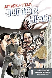 Attack on Titan- Junior High 01