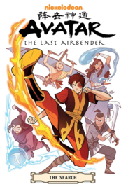Avatar- The Search Omnibus