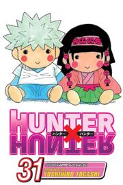 Hunter x Hunter 31