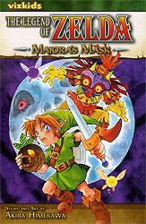Zelda- Majora's mask