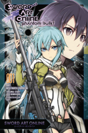 Sword Art Online- Phantom Bullet 01