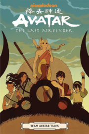 Avatar- Team Avatar Tales