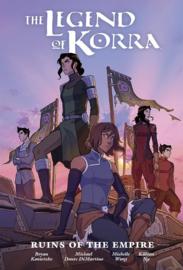 Avatar- Library edition-Korra Ruins of Empire