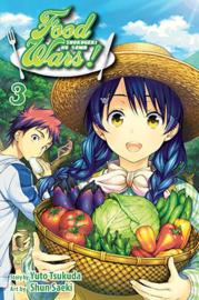 Food wars 03