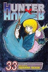 Hunter x Hunter 33